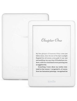 Электронная книга Amazon Kindle 10 (2019) 4Gb SO белая