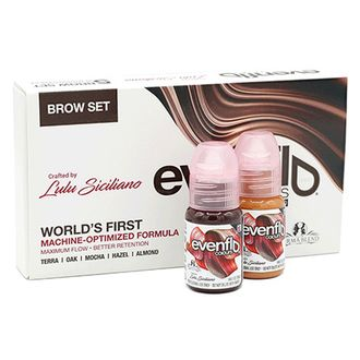 Permablend Even Flo Brow Set