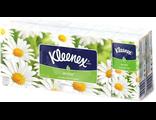 """Kleenex Носовые платки  """"Ромашка"""", 10х10 см"""
