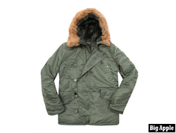 Куртка мужская N3-B Parka Alpha Industries