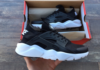 Кроссовки Nike Air Huarache Ultra Black/White