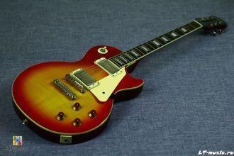 Epiphone Les Paul Standard Cherry Sunburst TOP PLUS