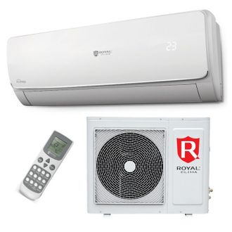 Настенная сплит-система Royal clima RCI-V29HN (Серия VELA Chrome Inverter)