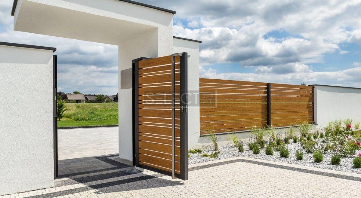 заборы и ворота select - Оцинкованная сталь - изготовление под заказ - одесса, киев, харьков