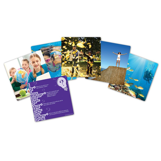 SNAP SHOTS critical thinking photo cards