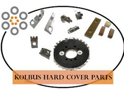 KOLBUS HARD COVER PARTS