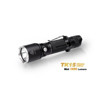 Фонарь Fenix TK15UE CREE XP-L HI V3 LED Ultimate Edition черный