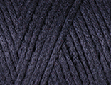 Yarnart Macrame cotton 758 графит
