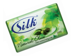 Мыло Silk Natural Olive 125 гр