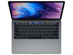 Apple MacBook Pro 13 Retina Touch Bar MUHN2 Space Gray (1,4 GHz, 8GB, 128Gb, Intel Iris Plus Graphics 645)