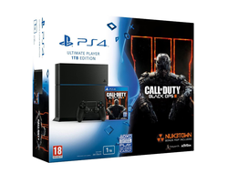 PlayStation 4 (1TB) (РСТ)+Call of Duty: Black Ops III