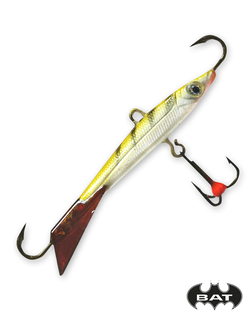 Bat (Vertical Jig) 3201-120, 50 mm, 12 g