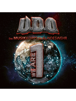 U.D.O. - We are one CD