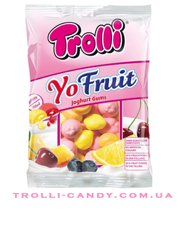 Trolli - Yo Fruits (200g) 4000512010890