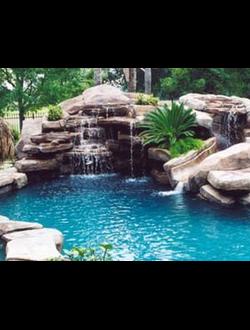 Водные объекты. Каменистые сады.