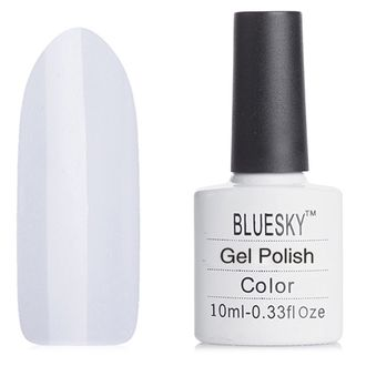 Гель-лак Shellac Bluesky №80526/40526 Studio White, 10мл.