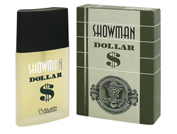 Shownan Dollar - Alain Aregon