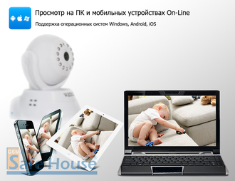 Поворотная Wi-Fi IP-камера Wanscam JW0003 (Photo-09)_gsmohrana.com.ua