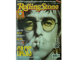 Rolling Stone Germany Magazine February 2000 Oasis, Axl Rose Иностранные журналы, Intpress