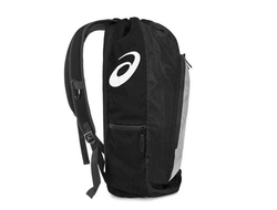Купить Рюкзак Asics Gear Bag V2.0 Black/Grey ZR3427-9090 в черно-сером цвете для тренировок