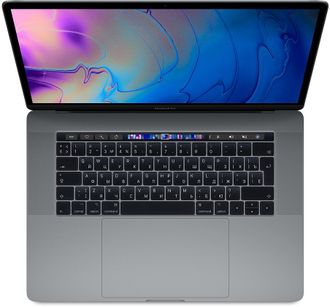 Apple MacBook Pro 15 Retina Touch Bar MR942 Space Gray