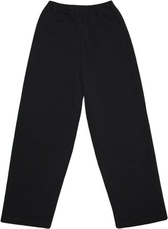 Штаны спортивные (Артикул 759-362) цвет черный