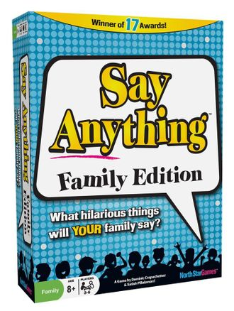 Say Anything (family)