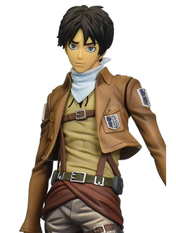 Фигурка 1/8 Эрен Джагер (Eren Jaeger (Cleaning Edition))
