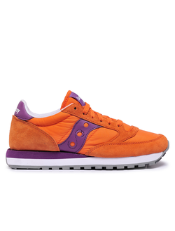 Женские кроссовки Saucony Jazz Original Orange/Purple