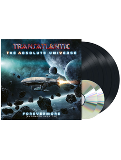Transatlantic - The Absolute Universe - Forevermore (Extended Version) 3-LP+2-CD