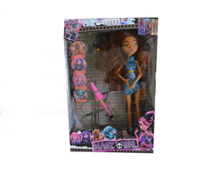Монстер Хай(Monster High)-Clawdeen Wolf