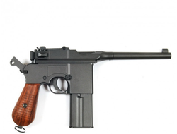 Пневматический пистолет SAS Mauser M712 http://namushke.com.ua/products/category/pistoleti-sas