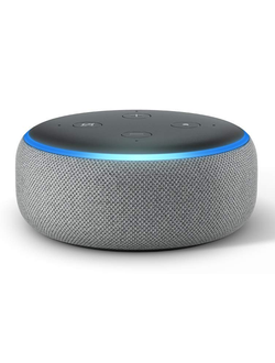 Умная колонка Amazon Echo Dot 3nd Gen (серая)