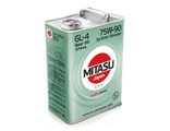 MJ-443. MITASU GEAR OIL GL-4 75W-90 Synthetic Blended