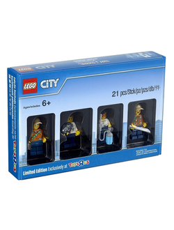 "# 5004940 Набор Минифигурок «LEGO–Город» / ""City"" Minifigure Collection (2017)"