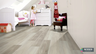 Виниловый пол Wineo Eternity Oak Grey DB00121