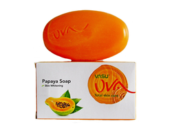 Vasu PAPAYA SOAP Uva 125 г