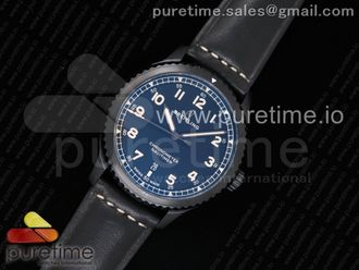 Navitimer 8 Automatic 41mm Black Steel