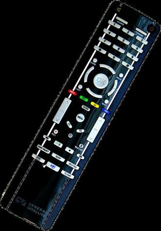 Пульт для ресивера Триколор ТВ 8300