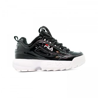 Кроссовки Fila Disruptor 2 Black and White (36-40)
