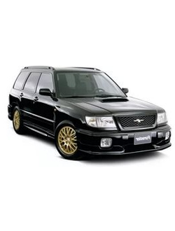 Обвес Subaru Forester SF (1997-2002)