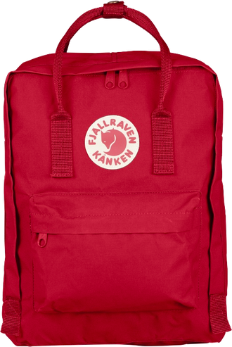 Рюкзак Fjallraven Kanken Deep Red (Mini)