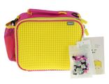 Ланчбокс UPixel WY-B015 Bright Colors Lunch Box желтый розовый