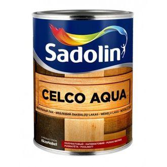Лак для дерева на водной основе Sadolin Celco Aqua