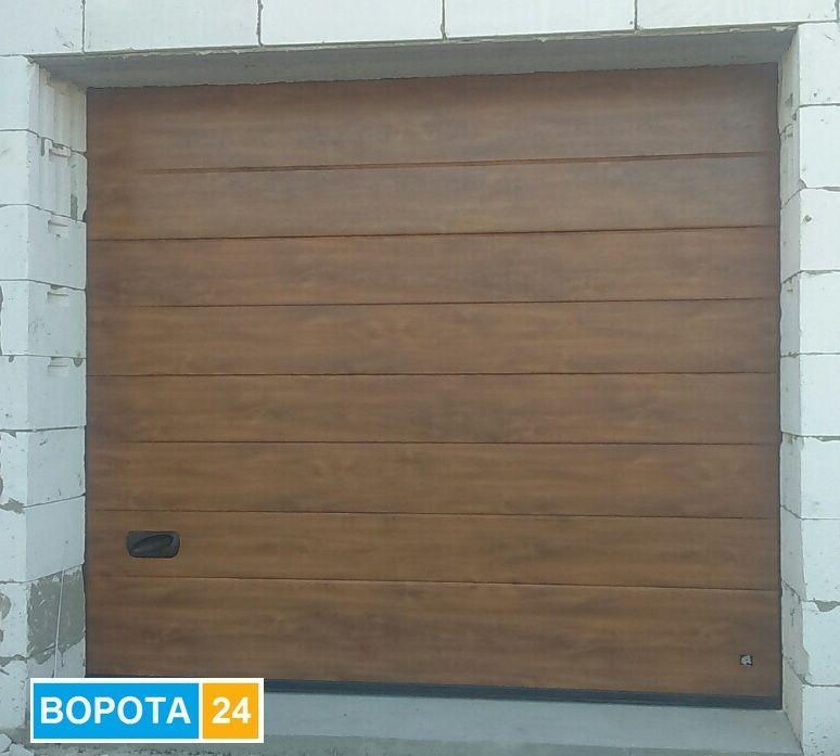 гаражные ворота продажа в новокузнецке