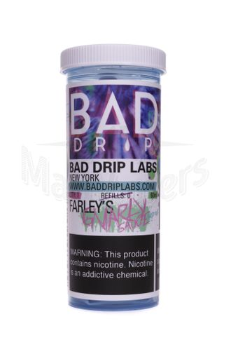 Bad Drip - Iced Farley's Gnarly
