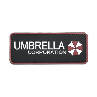 Патч Umbrella Corporation ПВХ (12 х 5 см)