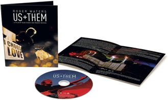 Roger Waters - Us + Them Blu-Ray