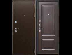 Входная дверь ТОЛСТЯК РФ 10 см  Венге