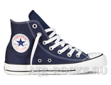 CONVERSE ALL STAR CHUCK'70 HI TOP NAVY (Euro 35-45) M9622